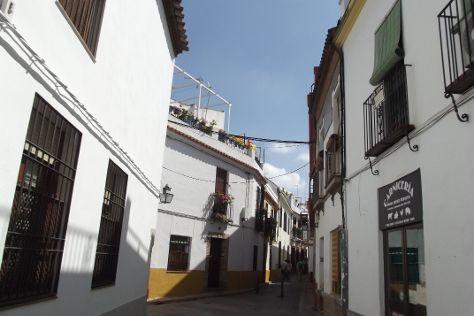 Jewish Quarter (Juderia), Cordoba, Spain