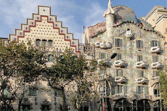 Barri de Gracia, Barcelona, Spain