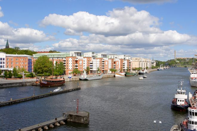 Stockholm Canals, Stockholm, Sweden