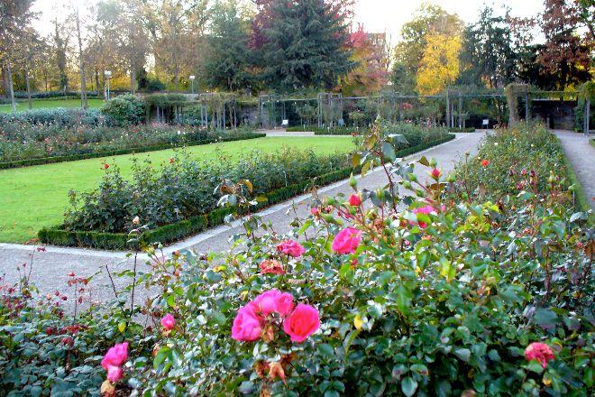 Rose Garden (Rosengarten), Bern, Switzerland