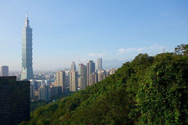 Elephant Mountain (aka Nangang District Hiking Trail), Taipei, Taiwan