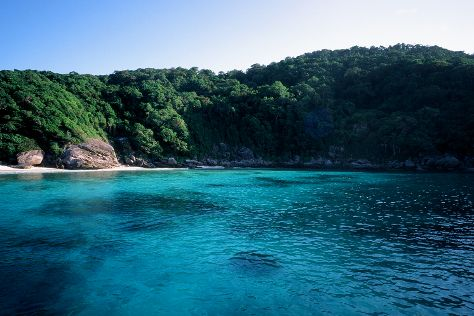 Similan Islands National Park, Similan Islands, Thailand