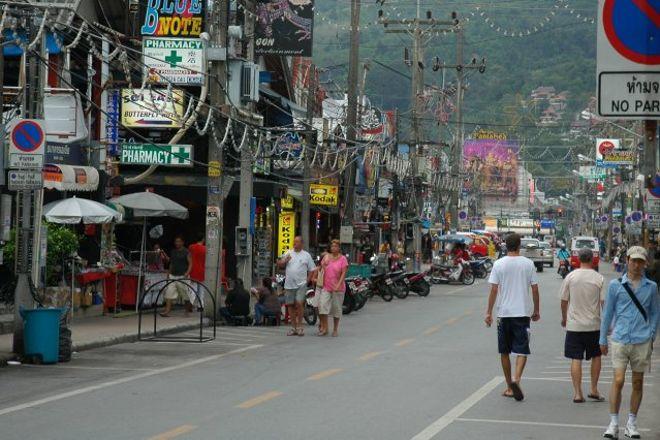 Bangla Road, Patong, Thailand