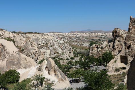 Goreme National Park, Goreme, Turkey