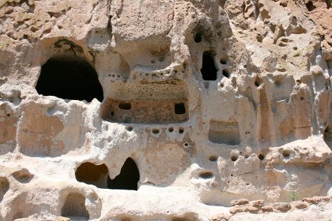 Bandelier National Monument, Los Alamos, United States