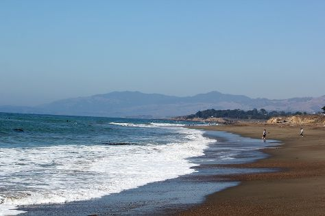 Moonstone Beach, Cambria, United States