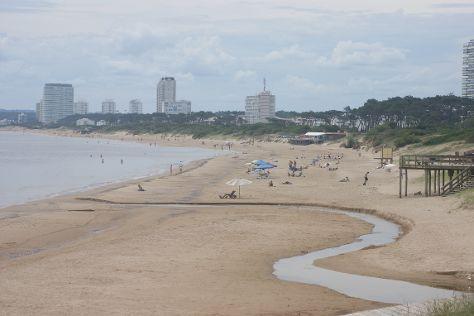 Playa Mansa, Punta del Este, Uruguay