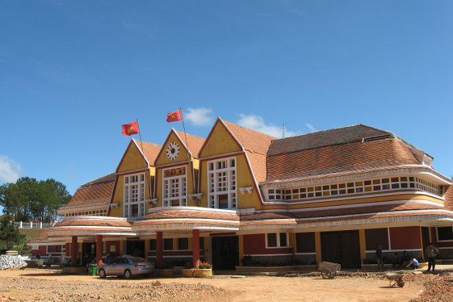 Dalat Railway Station, Da Lat, Vietnam